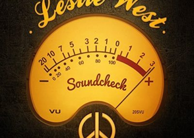 "Leslie West – ""Soundcheck"""